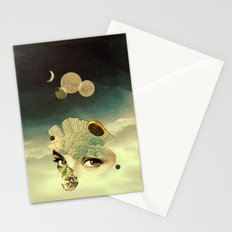double cross the con Stationery Cards