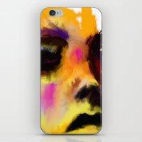 Gemini - Left iPhone & iPod Skin