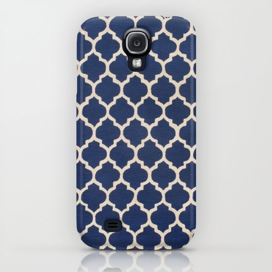 VINTAGE in NAVY iPhone & iPod Case