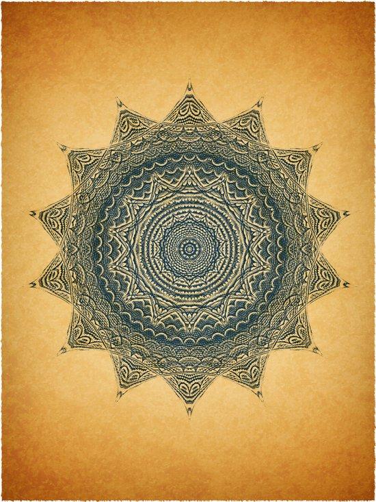 Sun Symbol Art Print