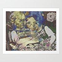 Memento Mori 8 Art Print