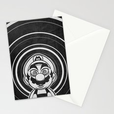 Super Trippin Bros. Mario is All Stars. Stationery Cards