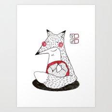 Baby. Art Print