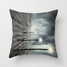 Destination Anywhere Throw Pillow