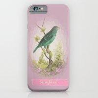 Songbird {dusky lilac} iPhone 6 Slim Case