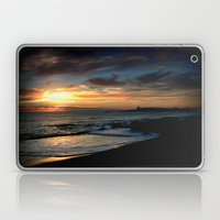 Sunrise over Bass Strait - Tasmania Laptop & iPad Skin