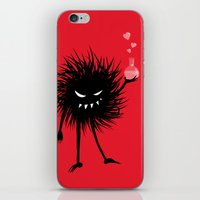 Evil Bug Made A Love Pot… iPhone & iPod Skin