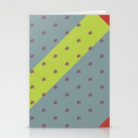 Crossover Stationery Cards