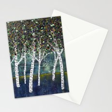 Evening Aspens Stationery Cards