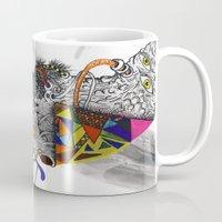 Psychoactive Bear 7 Mug