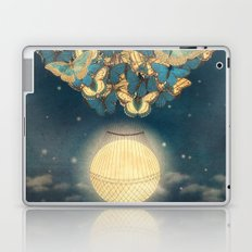 The Rising Moon  Laptop & iPad Skin