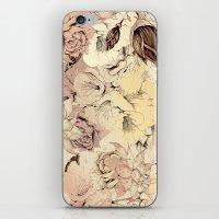 pattern Flowers iPhone & iPod Skin