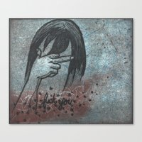 F#*% You Too Canvas Print