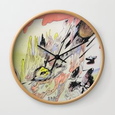 judge² Wall Clock