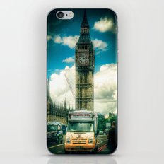 Piccadilly Whip iPhone & iPod Skin