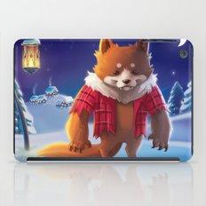 Little Werewolf iPad Case