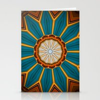 Merging Colours IIII Stationery Cards