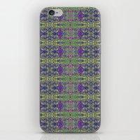Unicorn Harvest iPhone & iPod Skin