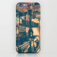 iPhone & iPod Case featuring The Toy Store by ISIK MATER