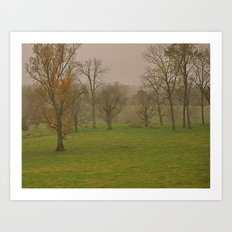 The Grove Art Print