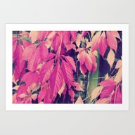 Art Print featuring Red Wine Retro by Die Farbenfluesterin