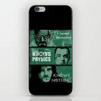 Knowledge Rules iPhone & iPod Skin