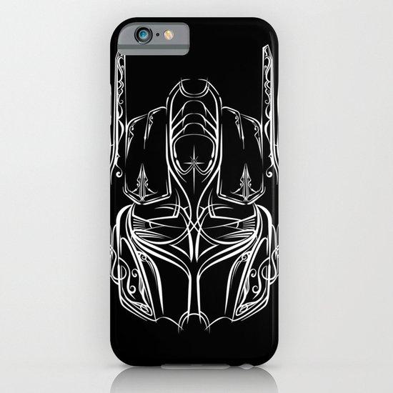 Pinstripe Prime iPhone & iPod Case