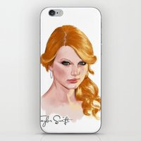 idol iPhone & iPod Skin