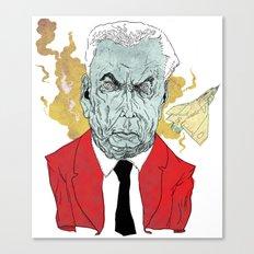 John Diefenbaker  Canvas Print