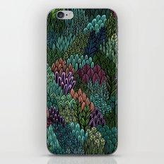 July Leaves iPhone & iPod Skin