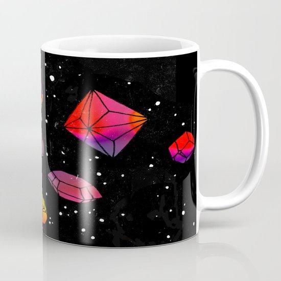 DIAMONDS IN THE SKY Mug