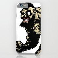 Bear Wrestler - Street Fighter iPhone 6 Slim Case
