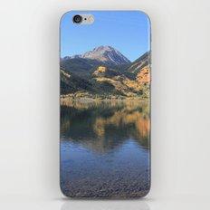 Twin Lakes, CO iPhone & iPod Skin