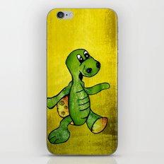 Turtle Emil iPhone & iPod Skin
