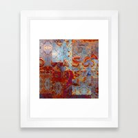 Metal Mania 7 Framed Art Print