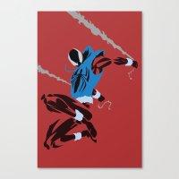 Spider-Man - Scarlet Spider Canvas Print