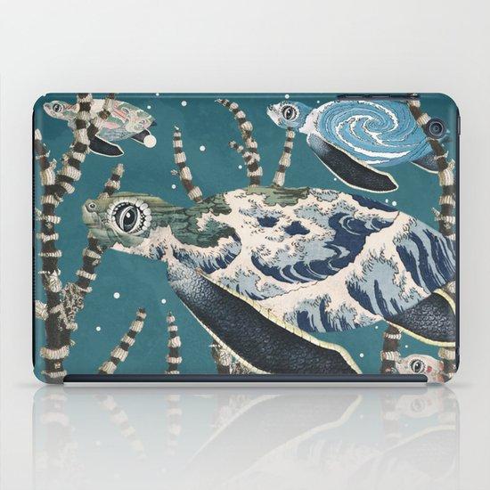 Turtle Migration iPad Case