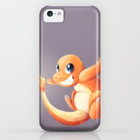 iPhone 5c Cases featuring Jump!  by electricorn