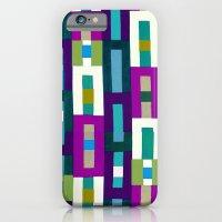 Grid Pretty iPhone 6 Slim Case