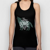 Never Leave Us Unisex Tank Top