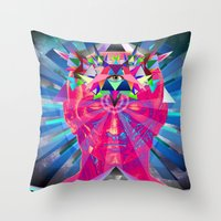Oracle Throw Pillow