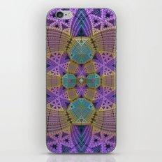 Complex Symmetry iPhone & iPod Skin
