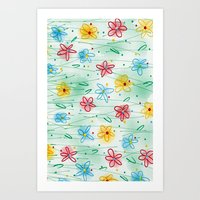 Spring Is Right Here Art Print
