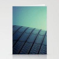 Opera House Polaroid Stationery Cards