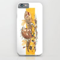 iPhone & iPod Case featuring Modern Life by Tim Probert