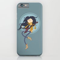 iPhone & iPod Case featuring Marcy  fanart  by Annike