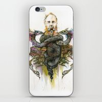 The Antagonist iPhone & iPod Skin