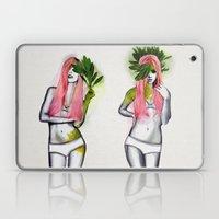 Garden Girls 4 - Sage Laptop & iPad Skin