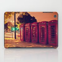 London Night Life  iPad Case