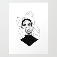TRAPPED EDITION TWO Art Print
